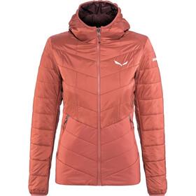 SALEWA Fanes TW CLT Hood Jacket Damen cornell